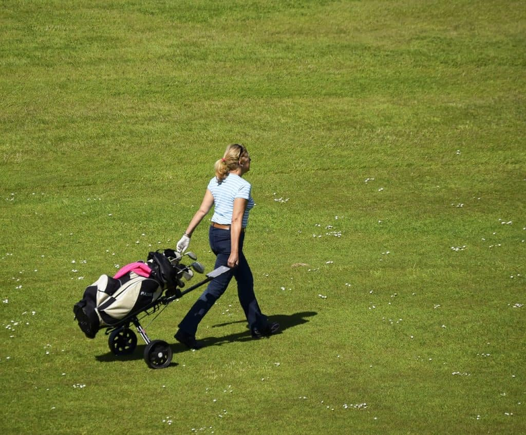Walking Golf and Why it May Be the New Normal
