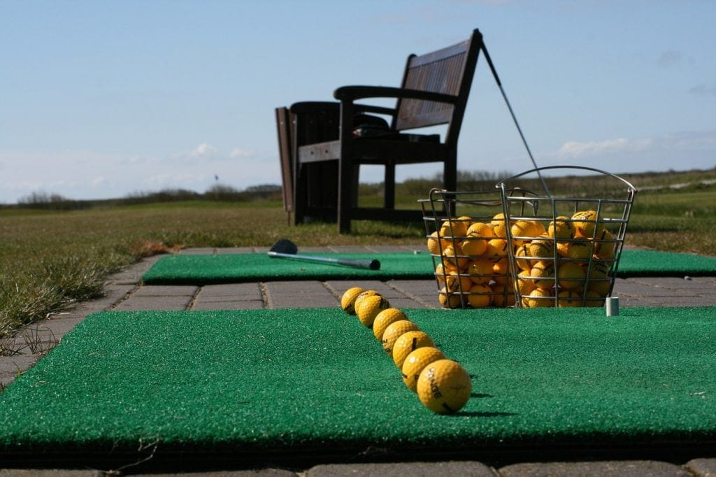 4 Tips For The Driving Range