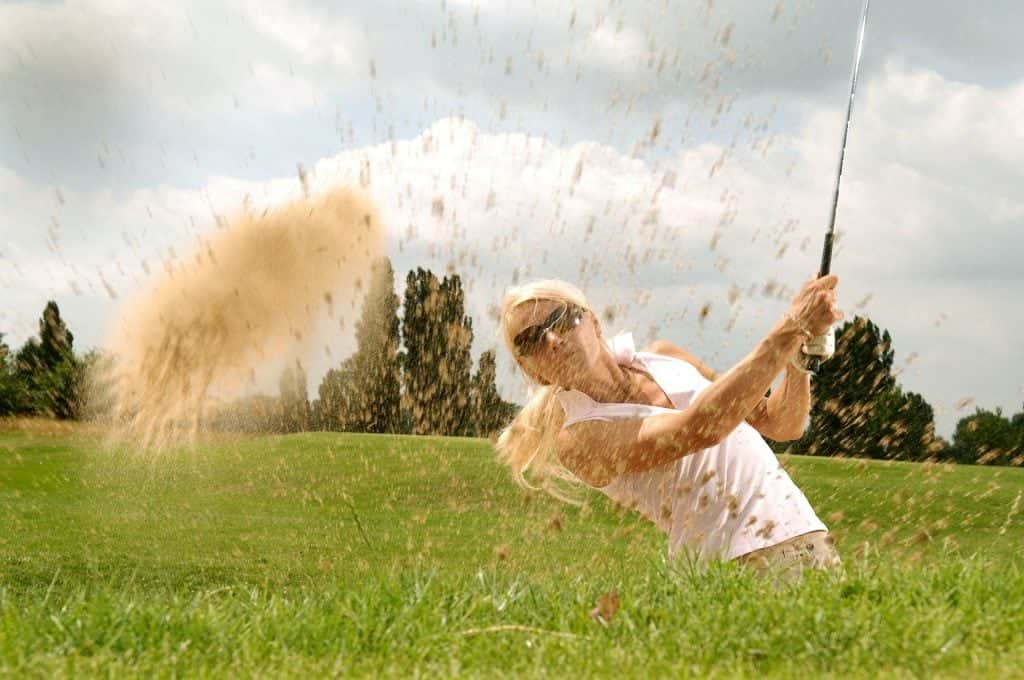 Why You Should Wear Sunglasses on the Course