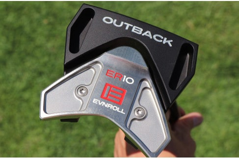 EVNROLL PUTTERS ANNOUNCES GRAVITY GRIP AND ER10 MALLET