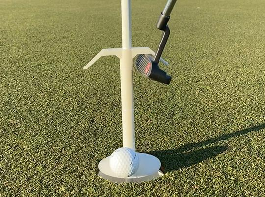 PTE Golf Announces New Golf Cup Lifter Product