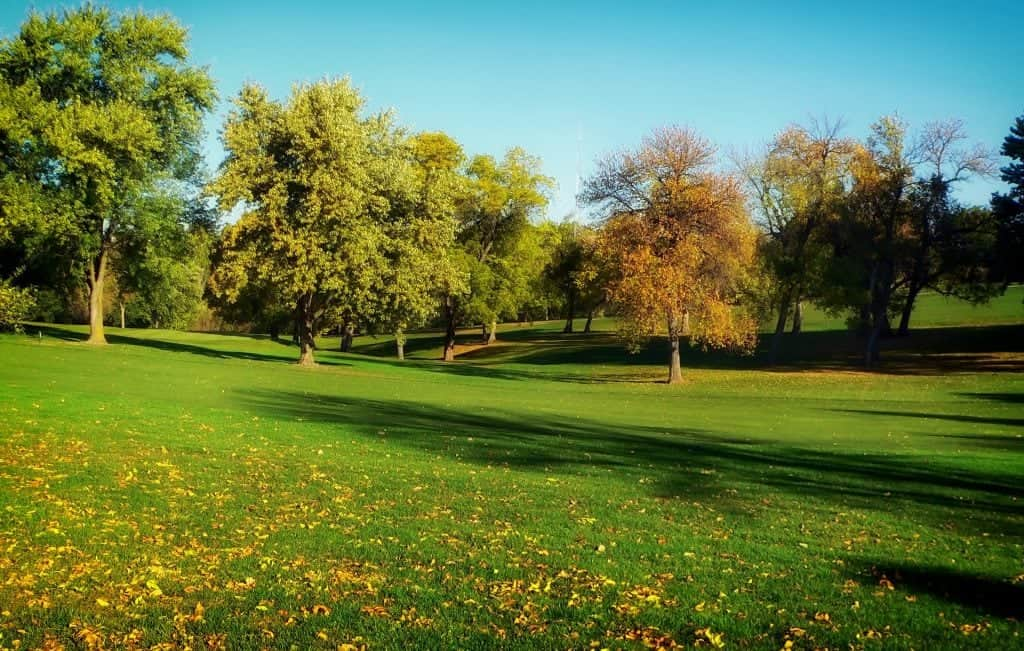 What We Love About Golf in the Fall