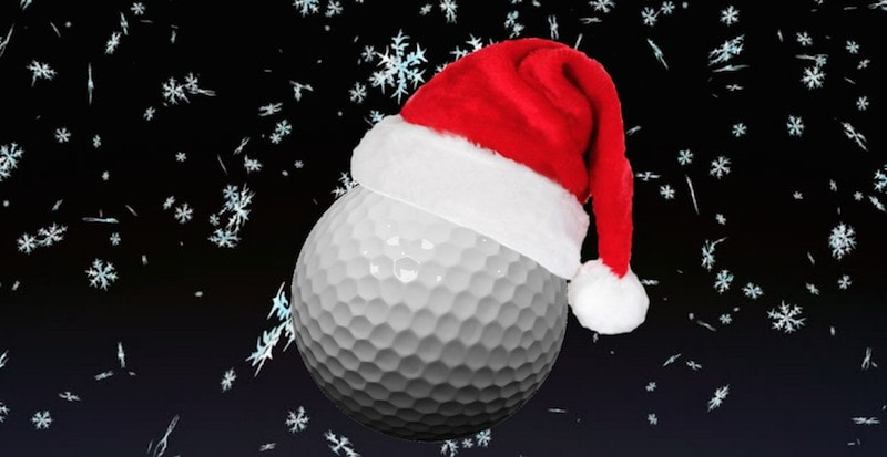 Christmas Ideas For the Golf Enthusiast