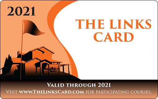 2021 Links Card